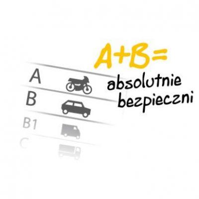 """""""A+B=Absolutnie Bezpieczni"""""""
