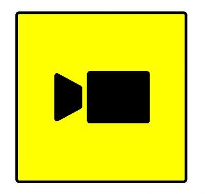 Oznakowanie bramek dla videotollingu